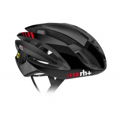 Zero RH+ MIPS kask rowerowy Z Alpha Shiny black - matt black