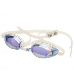 Finis OKULARY LIGHTNING BLUE/MIRROR - okulary startowe z niskim profilem