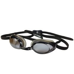 Finis OKULARY LIGHTNING BLACK/SMOKE- okulary startowe z niskim profilem