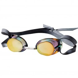 Finis OKULARY DART GOLD/MIRROR - tradycyjne okulary startowe