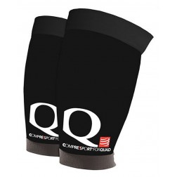 Compressport opaski na uda Quad Black