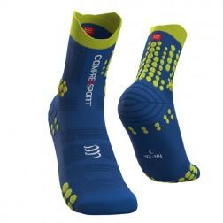 Compressport Skarpetki do biegania Racing Socks v3.0 trail smart black