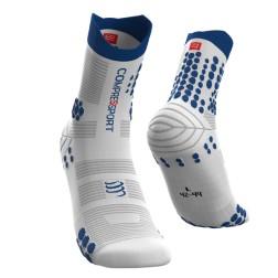 Compressport Skarpetki do biegania Racing Socks TRAIL V3.0 stealth green