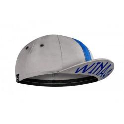 Winaar czapka kolarska CAP GREY-blue