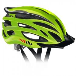 Zero RH+ kask rowerowy TwoInOne Matt Green-Shiny Black
