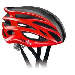 Zero RH+ kask rowerowy TwoInOne Shiny Red-Matt Antracite