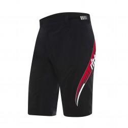 Zero RH+ Spodenki rowerowe Sherwood Short black-black