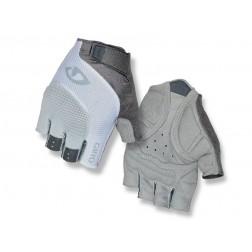 Rękawiczki damskie GIRO TESSA GEL krótki palec grey white