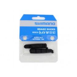 Shimano okładziny hamulca Brake Shoes R55C4