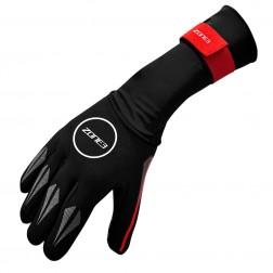 ZONE3 Rękawice pływackie neoprenowe NEO czerwone