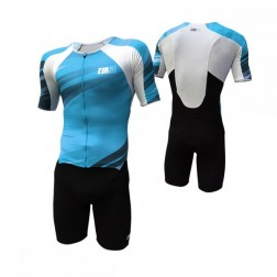 ZEROD SUIT NEON strój triathlonowy TT