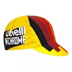 Cinelli Chrome racing cup czapka kolarska