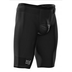 Compressport spodenki triathlonowe Under Control Short Black size 3