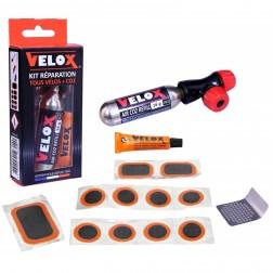 Velox zestaw łatek + nabój CO2 + pompka