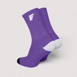 HERO Skarpetki kolarskie violet