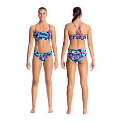 Funkita zestaw strój kąpielowy damski