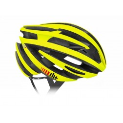 Zero RH+ kask rowerowy ZY Shiny Black-Bridge Matt White