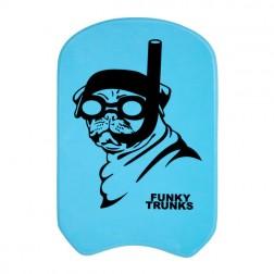 Funky Trunks DESKA DO PŁYWANIA KICKBOARD pies