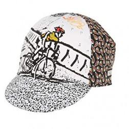 Cinelli Poseidon czapka kolarska