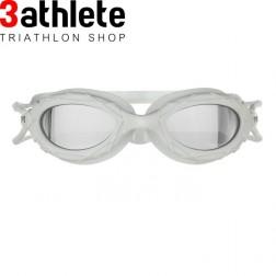 TYR okulary pływackie Nest Pro Nano Metallized white