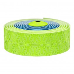 SUPACAZ Owijka SUPER SCTICKY KUSH Neon Blue & Neon Yellow