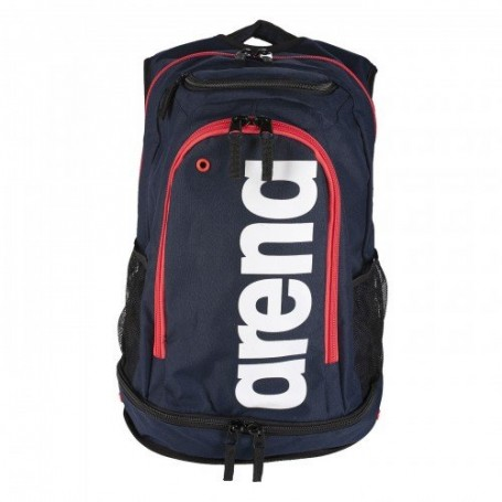 Arena plecak FASTPACK CORE navy red white