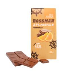 Bossman czekolada proteinowa pomarańcza