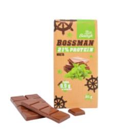 Bossman czekolada proteinowa mięta