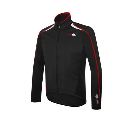 Zero RH+ kurtka kolarska Prime Evo Jacket black red white