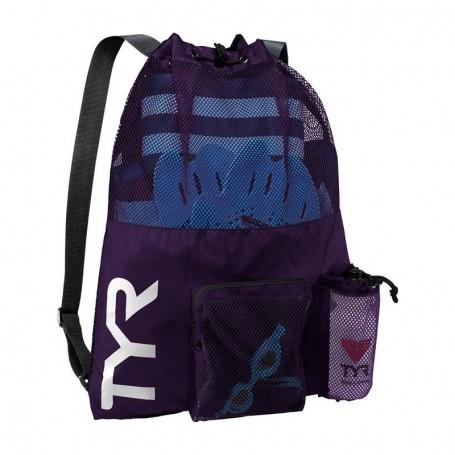 TYR Plecak Big Mesh Mummy róż Bag III