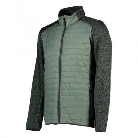 CMP kurtka męska Hybrid Jacket green