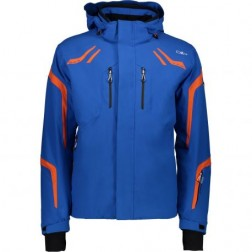 CMP kurtka męska Zip Hood jacket blue