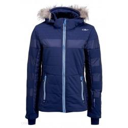 CMP kurtka damska Zip Hood Jacket blue
