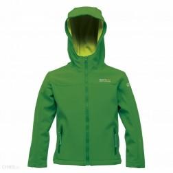 Regatta softshell dziecięcy Tyson II green