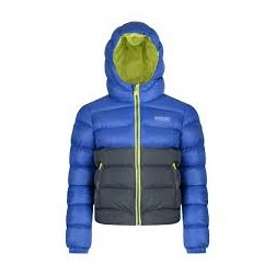 Regatta kurtka dziecięca Lotfhouse green blue