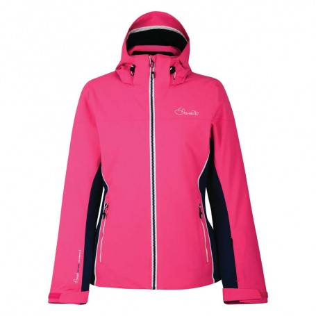 najlepszy dostawca Najlepiej dobra tekstura Dare 2b kurtka damska Invoke II Jacket pink - 3athlete