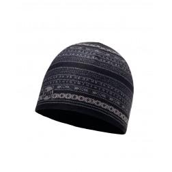 Buff Czapka Microfiber&Polar Hat ANIRA GRAPHITE