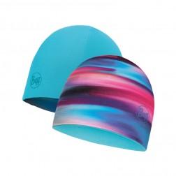 Buff Czapka Microfiber Rev Hat BLOCK CAMO GREEN