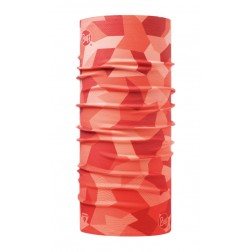 Buff chusta Thermonet BLOCK CAMO FLAMINGO PINK