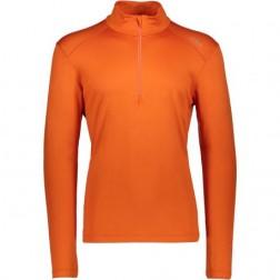 CMP bluza męska Sweat pomarańczowa