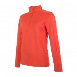CMP bluza damska Sweat pomarańczowa
