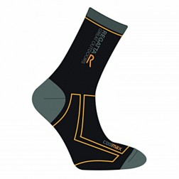 Regatta Skarpety damskie trek and trail sock szare blue