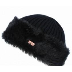 Regatta czapka damska Ludz hat czarna