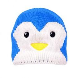 Regatta czapka dziecięca Viva animal hat pingwin