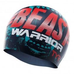 TYR czepek pływacki Beast Warrior