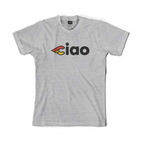 Cinelli koszulka męska Ciao Cinelli szara