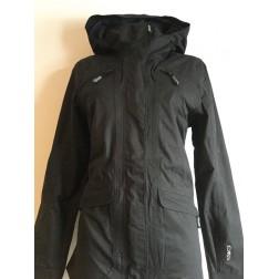 CMP kurtka damska Zip Hood Jacket czarna