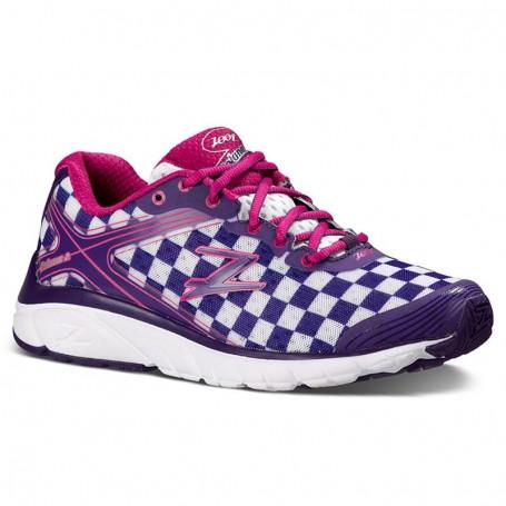 36ff5a34e Zoot buty triathlonowe Shoes Solana 2 damskie (check/purple) - 3athlete
