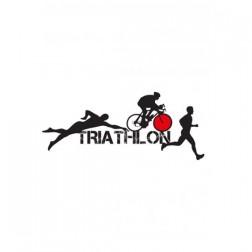 MOS damska koszulka Triathlon SBR szara